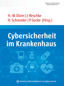 Cybersicherheit im Krankenhaus