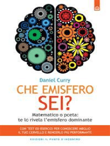 Che emisfero sei?: Matematico o poeta? Te lo rivela l'emisfero dominante