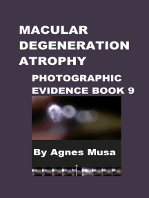 Macular Degeneration Atrophy, Photographic Evidence Book 9
