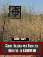 Serial Killers and Unsolved Murders in California