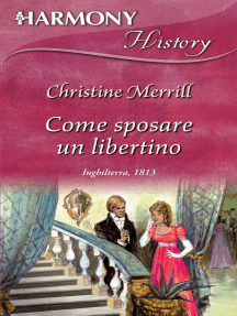 Come sposare un libertino: Harmony History