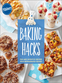 Pillsbury: Baking Hacks: Fun and Inventive Recipes with Refrigerated Dough