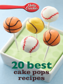 20 Best Cake Pops Recipes