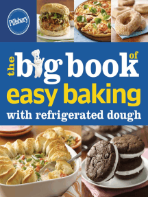 The Big Book of Easy Baking with Refrigerated Dough