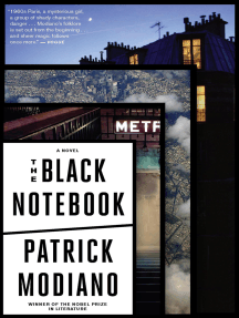 The Black Notebook: A Novel