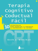 Terapia cognitivo conductual fácil
