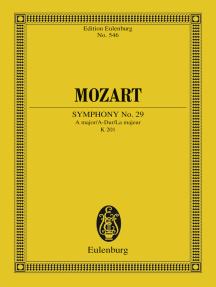 Symphony No. 29 A major: K. 201