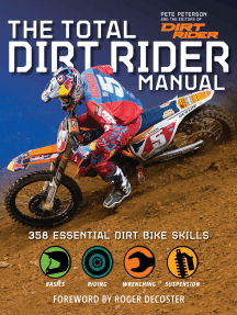 Total Dirt Rider Manual: 358 Essential Dirt Bike Skills