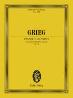 Piano Concerto A minor