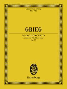 Piano Concerto A minor: Op. 16