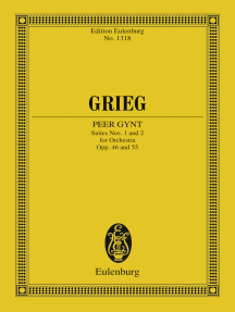 Peer Gynt Suites Nos. 1 and 2: Op. 46 / Op. 55