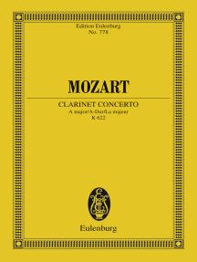 Clarinet Concerto A major: K. 622