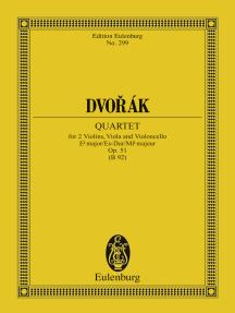 String Quartet Eb major: Op. 51