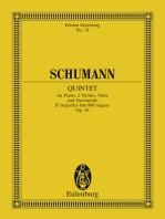 Piano Quintet Eb Major