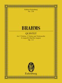 String Quintet G major: Op. 111