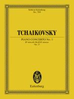 Piano Concerto No. 1 Bb minor