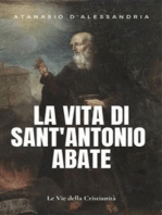 La vita di Sant'Antonio Abate