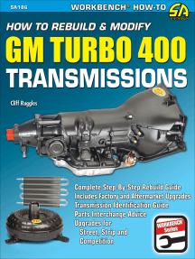How to Rebuild & Modify GM Turbo 400 Transmissions