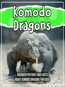 Komodo Dragons: Discover Pictures and Facts About Komodo Dragons For Kids!