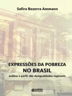 Expressões da pobreza no Brasil: Análise a partir das desigualdades regionais
