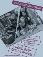 A sociedade ingovernável: Uma genealogia do liberalismo autoritário