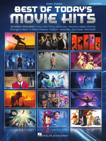 Best of Today's Movie Hits - 4th Edition