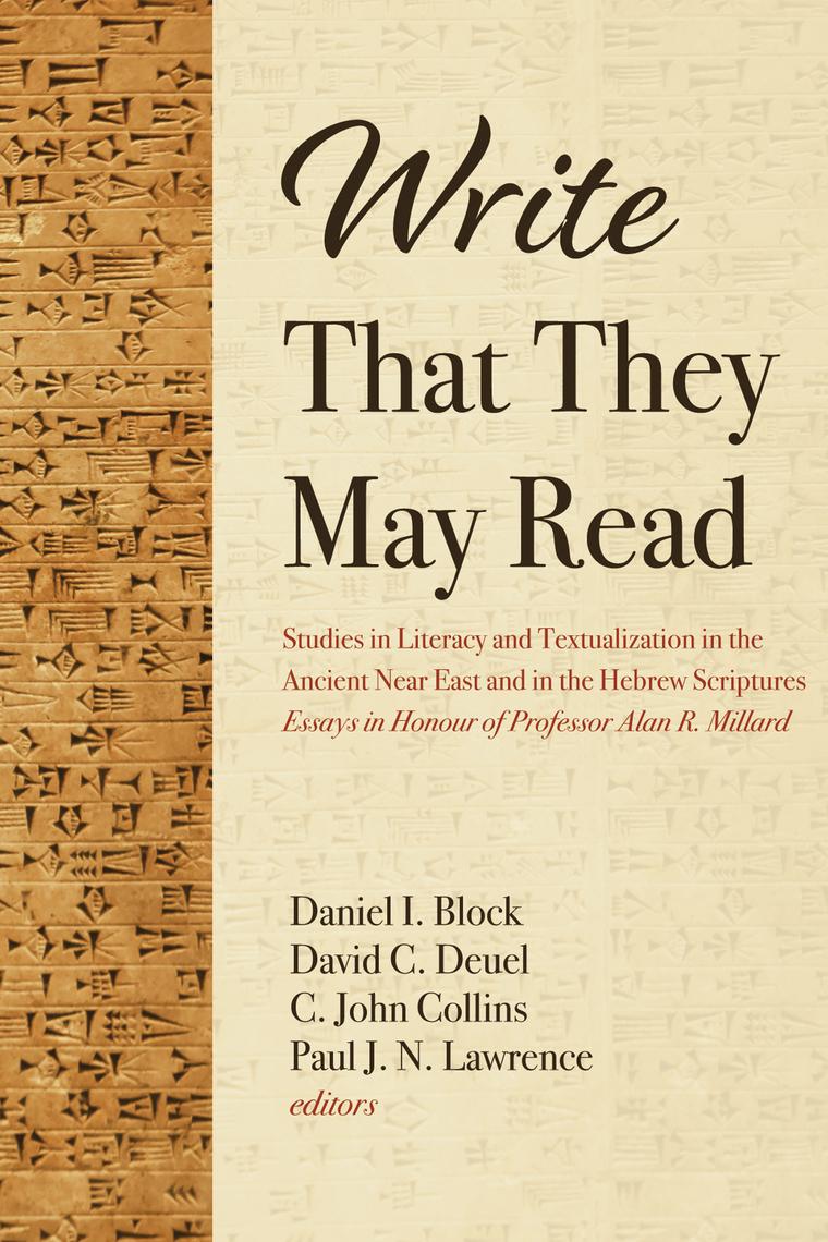 Lisez Write That They May Read de Pickwick Publications en ligne