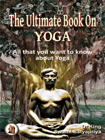 The Ultimate Book On Yoga