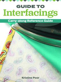 Guide to Interfacings: Carry-Along Reference Guide