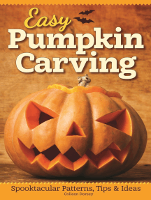 Easy Pumpkin Carving: Spooktacular Patterns, Tips & Ideas