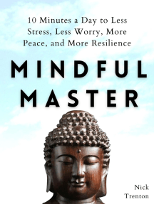 Mindful Master: 10 Minutes a Day to Less Stress, Less Worry, More Peace, and More Resilience