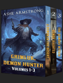 Grimluk, Demon Hunter Vol 1-3: Grimluk, Demon Hunter