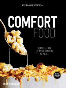 Comfort Food: Recipes for Classic Dishes & More
