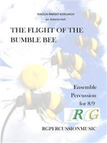 FLIGHT OF THE BUMBLEBEE: Ensemble percussion