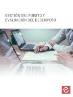 Gestión del puesto y evaluación del desempeño