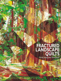 Fractured Landscape Quilts