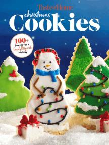 Taste of Home Christmas Cookies Mini Binder