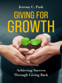 Giving for Growth: Achieving Success Through Giving Back