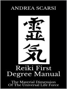 Reiki First Degree Manual