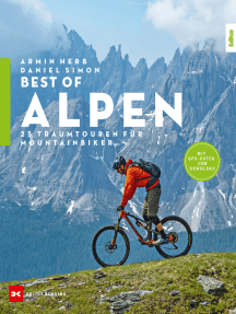 Best-of Alpen: 25 Traumtouren für Mountainbiker