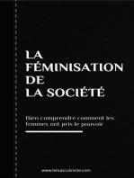 La Féminisation de la société