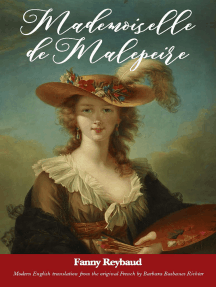 Mademoiselle de Malepeire by Fanny Reybaud,: Translated by Barbara Basbanes Richter