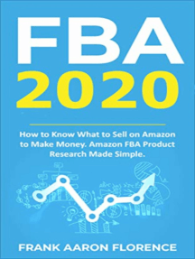 FBA 2020: How to Know What to Sell on Amazon to Make Money; Amazon FBA Product Research Made Simple