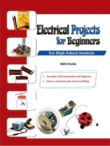 Electrical Projects for Beginners: New projects for high school students