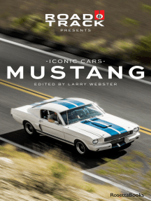 Road & Track Iconic Cars: Mustang
