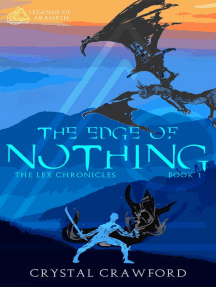 The Edge of Nothing: Legends of Arameth, #1