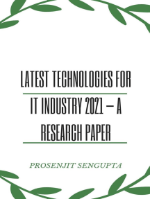 Latest Technologies for IT Industry 2021 – A Research Paper
