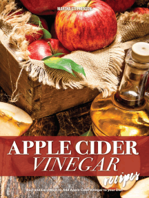 Apple Cider Vinegar Recipes: Best and Easy Ways to Add Apple Cider Vinegar to Your Diet