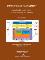 Supply Chain Management: Fast, flexible Supply Chain in Manufacturing and Retailing -2nd edition-