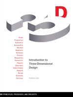 Introduction to Three-Dimensional Design